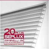 PC-Panel SEPLUX 20 PLUS bezbarwny